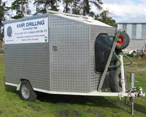 KMR Drilling ENVIRONMENTAL TRAILER (QT9545)