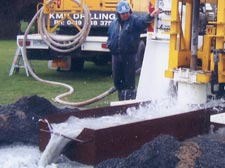kmr drilling water wells